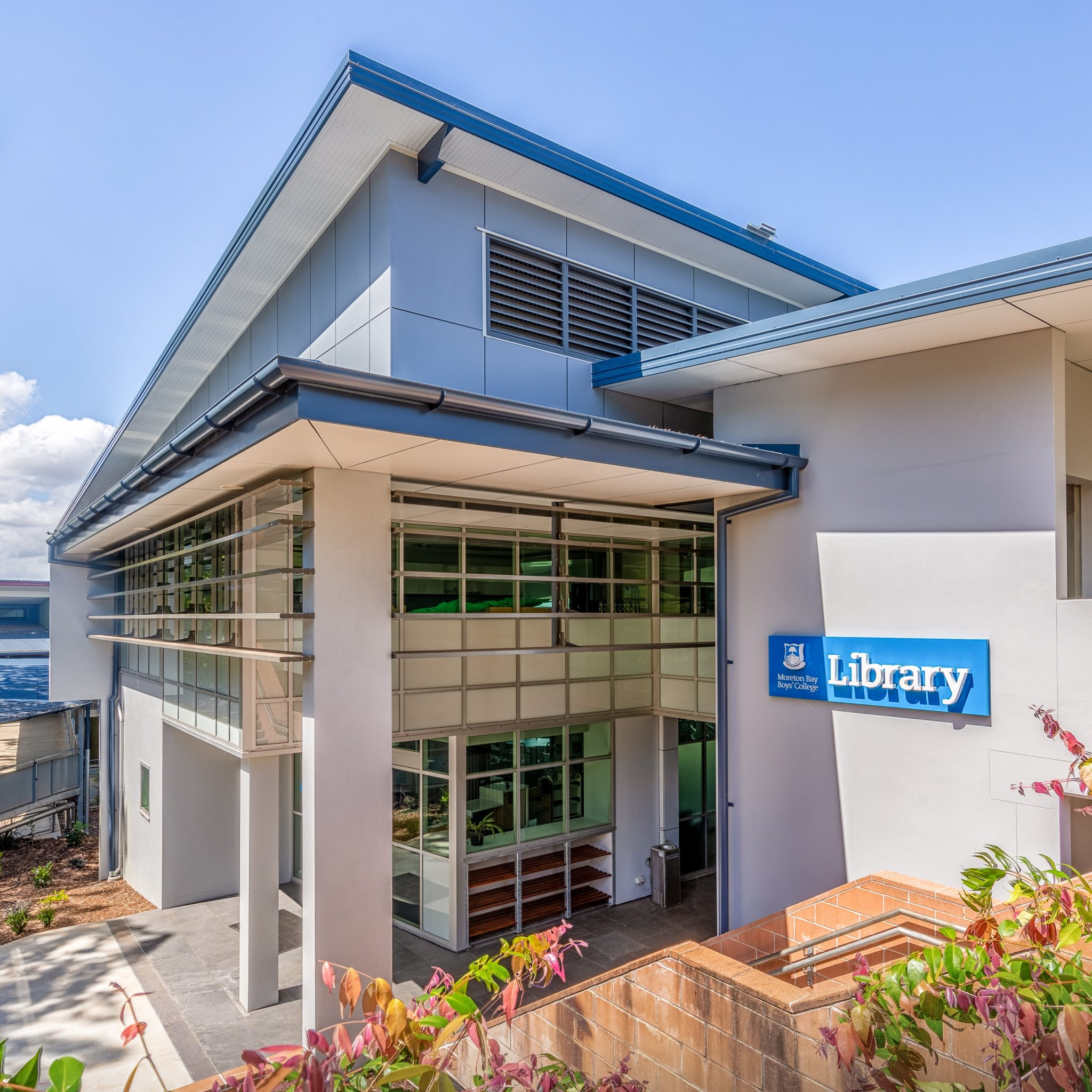 Moreton Bay Boys' College – School Library